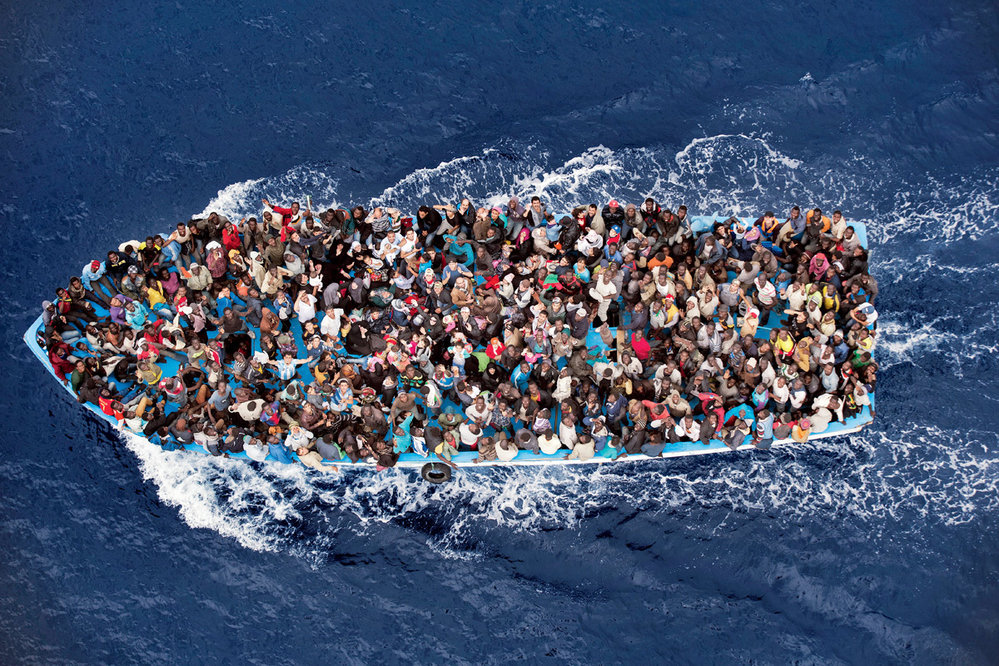 Jejda, uprchlíci z Afriky, náš strach a co s tím vším?